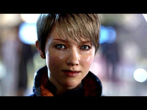 DETROIT: BECOME HUMAN Gameplay Walkthrough Part 1 (PS4 PRO) No Commentary