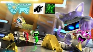 PSVR | The Playroom VR: Cat and Mouse