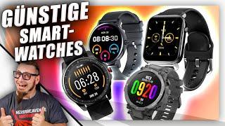 Warum kaufen ALLE diese günstigen Smartwatches?