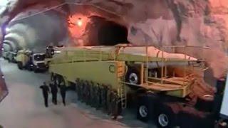 איראן: ממשיכים לחפור 24/7 מנהרות לטילים