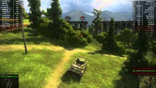 World of Tanks - Physics Preview БТ-7