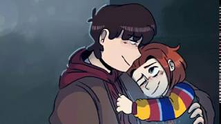 Chucky x andy ( shape of you )