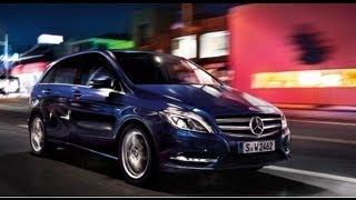 [자동차 시승기]메르세데스 벤츠 뉴 B클래스(Benz B-Class test drive)