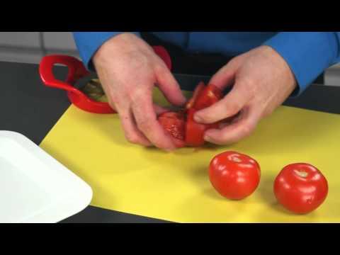 Уред за рязане на домати Tescoma Presto