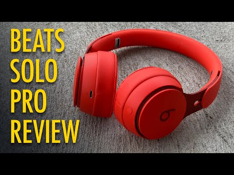 Noise-Canceling Beats Solo Pro Review: One Week Later
