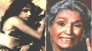 कभी ऐसी दिखती थीं टीवी की मंथरा, एक थप्पड़ के बाद बिगड़ गया था चेहरा