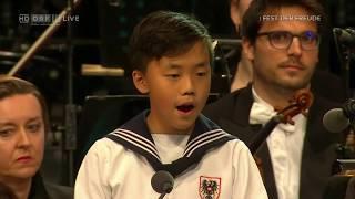 Solist der Wiener Sängerknaben
