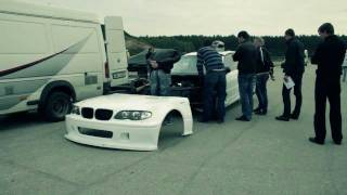 HGK new drift car for 2012 season