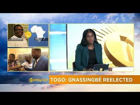 Togo : Faure Gnassingbé réélu au premier tour [The Morning Call] Togo : Faure Gnassingbé réélu au premier tour [The Morning Call]