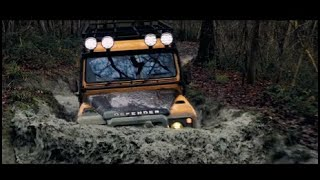 YouTube Video M0PQXwiiDzc for Product Land Rover Defender (L663) by Company Land Rover in Industry Cars