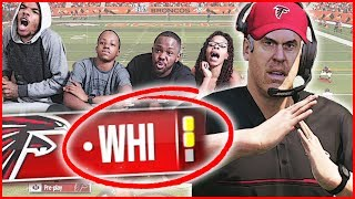 NEW CHALLENGE! FOUR MADDEN BUMS, ONE CONTROLLER! - Madden 17 Ultimate Team