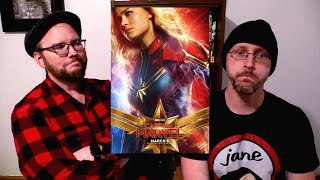 Captain Marvel - Sibling Rivalry