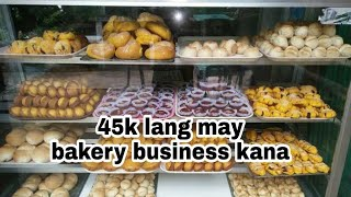 Paano Ba Mag Start Ng Bakery Business Sa Puhunang 45k Lang.