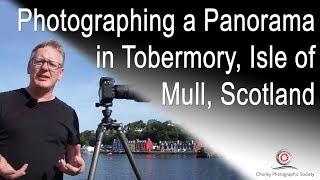 How to photograph a Panorama