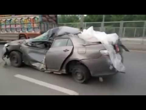 Lunastuskuntoinen kolari-Corolla edelleen sitkeästi liikenteessä