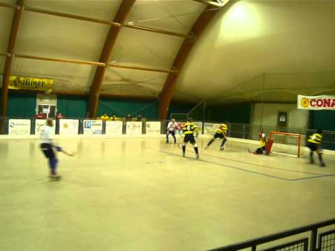 Preview video Hockey Scandiano 5  Hockey Pieve 3