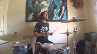 Angels & Airwaves - Teenagers & Rituals Drum Cover