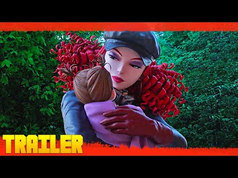 Trailer Earwig y la bruja