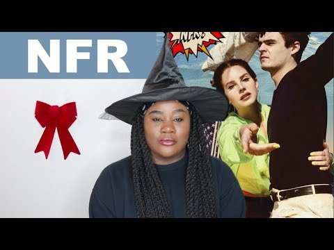 Lana Del Rey - Norman F*****g Rockwell Album |REACTION|