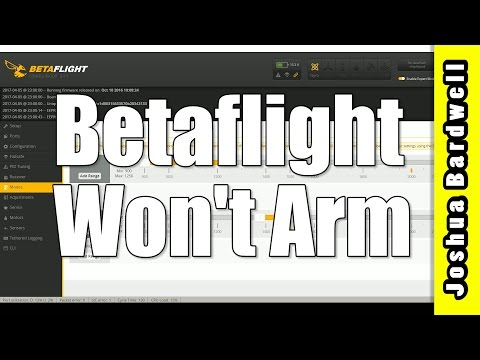 quadcopter-wont-arm--cleanflight-betaflight