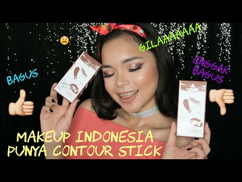 (Produk Lokal) Contour Stick Pertama di Indonesia | First Impression La Tulipe Contour Kit