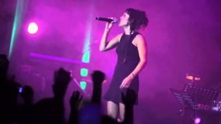 Zaz - Je Veux LIVE in Buenos Aires / Luna Park 2015 ♥ Argentina ♥