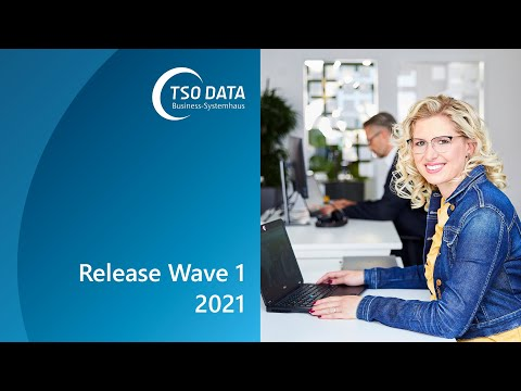 What´s New Dynamics 365 CRM - Release Wave 1 2021