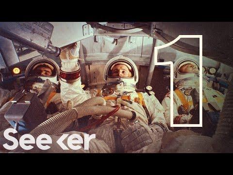 Seeker:  Apollo 1's Fatal Fire Almost Ended the Spaceflight Program | Apollo