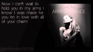 Ariana Grande - Daydreamin' (lyrics)