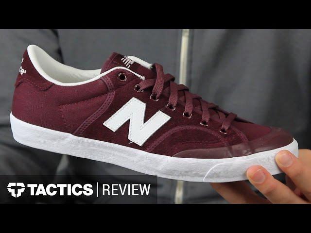 4e36ec4bbdf52 New Balance Pro Court 212 Skate Shoes Review - Tactics.com 01:40 15,829