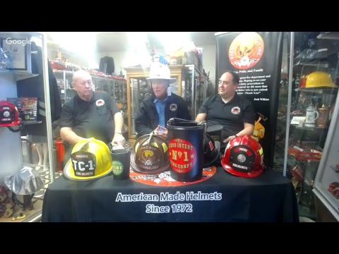 Humpday Hangout – 2/21/2018: On the Road with Phenix Fire Helmets