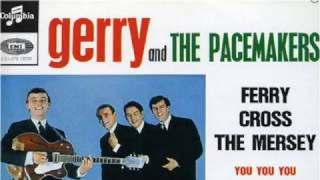 Ferry Cross The Mersey - Gerry and The Pacemakers Guitar Instrumental