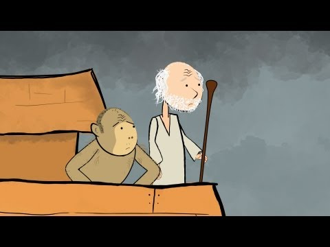 Karl Pilkington: The Bible (part 2)