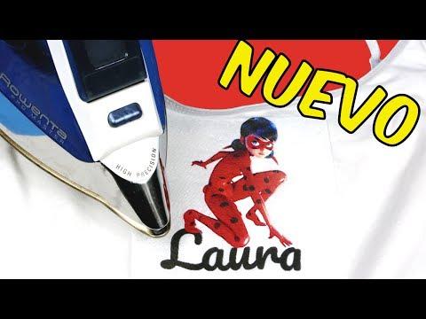 NUEVA Técnica para estampar o serigrafiar camisetas o remeras en casa | Ideas FACILES DIY