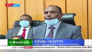 COVID-19 kitty receives Kshs. 2 Billion from EACC and ODPP