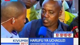 Kivumbi2017: Harufu ya uchaguzi huko Makueni