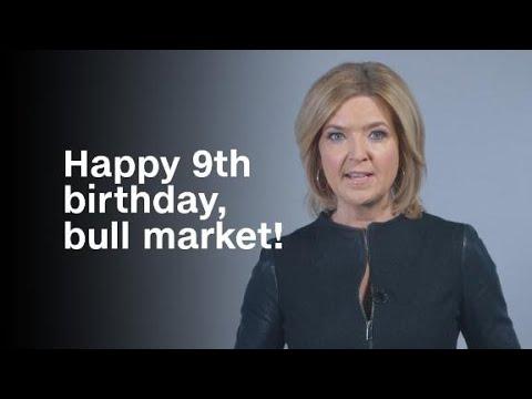 Happy 9th birthday, bull market!