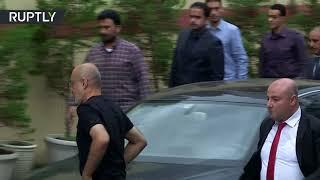 مسؤولون سعوديون يدخلون قنصلية بلادهم في اسطنبول بخصوص قضية خاشقجي