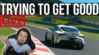 Gran Turismo Sport - Trying To Get Good (And Probably Failing)
