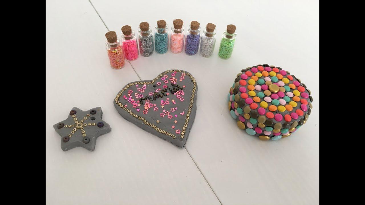 3 DIY's Voor Moederdag Met Modelling Clay