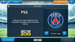 Download How To Import PSG Logo And Kits In Dream League