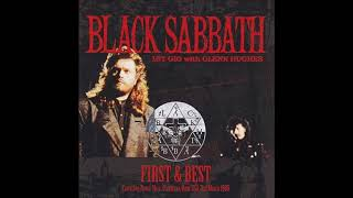 Black Sabbath feat. Glenn Hughes - Live In Cleveland, OH Mar. 21, 1986 [Full Concert] [Audio]