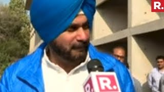 Navjot Singh Sidhu Pays Off Dues After IT Dept Action