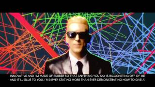 Eminem Rap God Fast Part Lyrics (clean)
