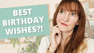 8 Birthday Video Prompts   What To Say In Your Birthday Wishes Video
