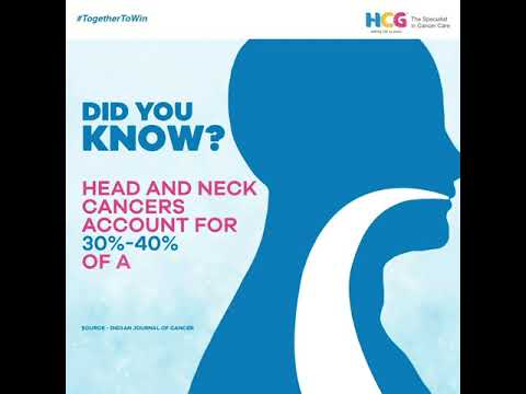 Head and Neck Cancer Awareness Week - 2021