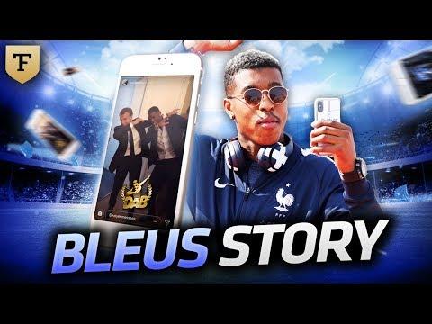 Vidéo : La folle journée des Bleus, Kanté la star de l'Elysée