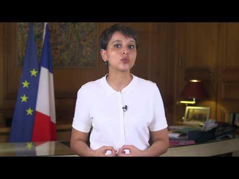 "Message de Najat Vallaud-Belkacem - symposium ""Preparing the next generation of leaders in STI"""