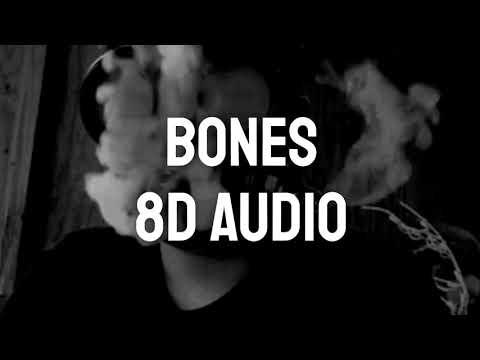 BONES - Oxygen (8D Audio)