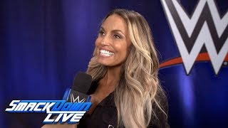 Trish Stratus makes it clear Charlotte Flair will face The Queen of Queens: Exclusive, July 30, 2019